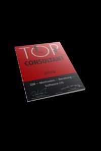Urkunde TOP-Consultant